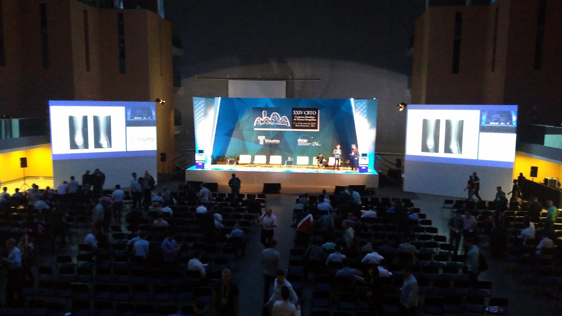 XXXIV Congresso Brasileiro de Trauma Ortopédico