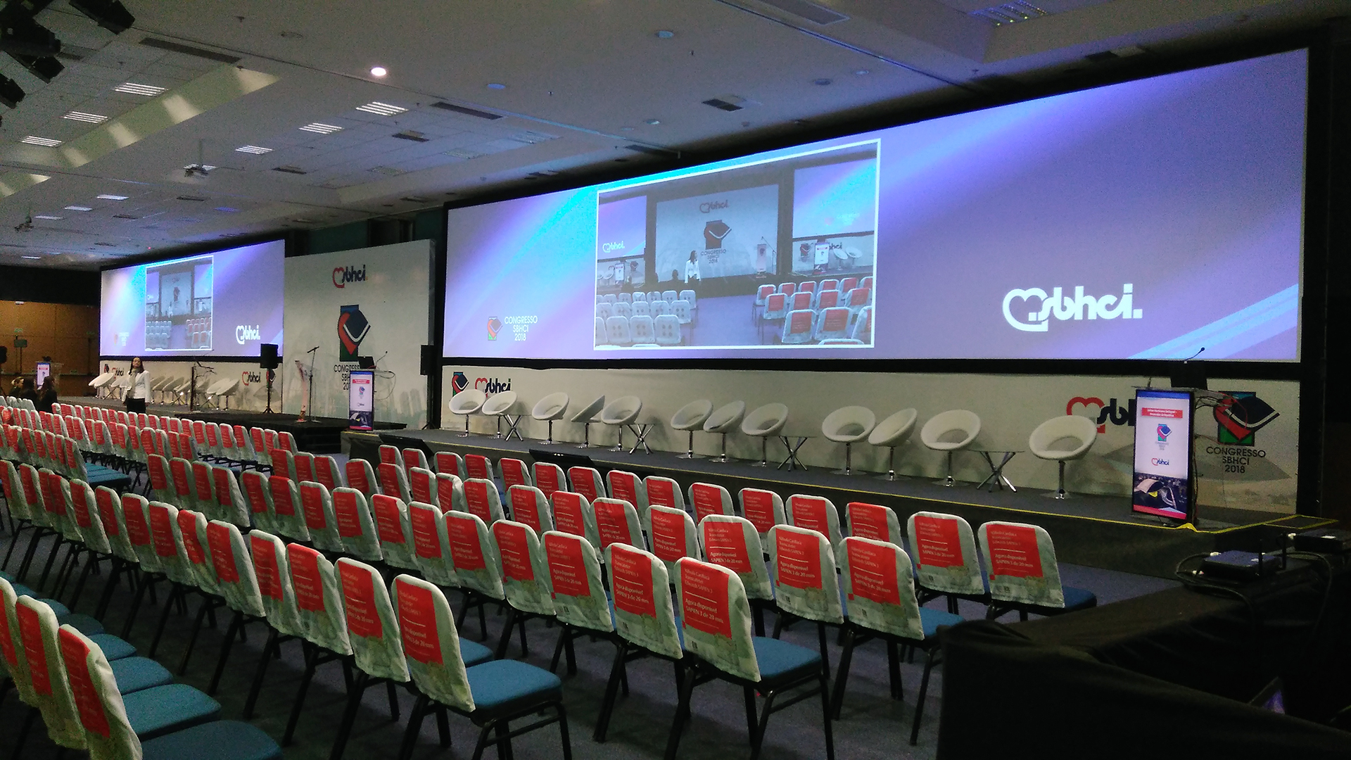 Congresso SBHCI 2018