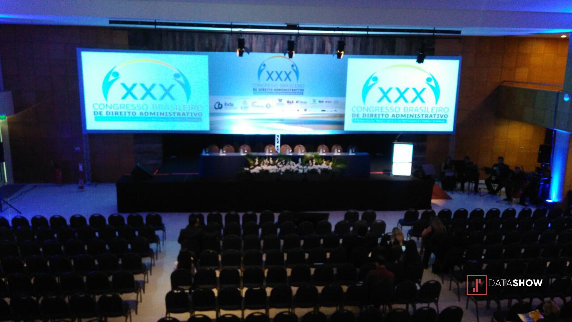 XXX Congresso Brasileiro de Direito Administrativo